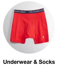 Underwear and Socks