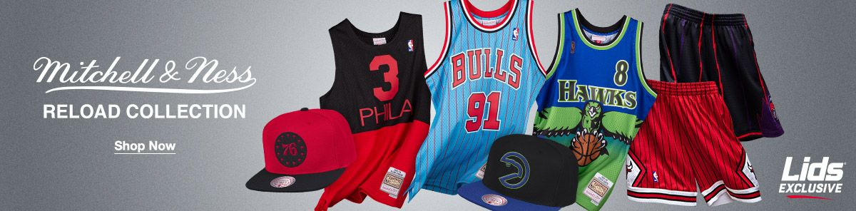 Mitchell and ness, Reload Collection