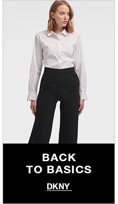 Back to Basics, Dkny