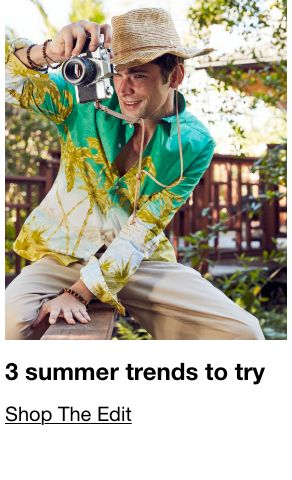 3 summer trends to try