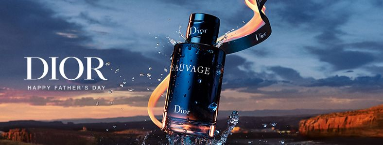 DIOR, HAPPY FATHER'S DAY