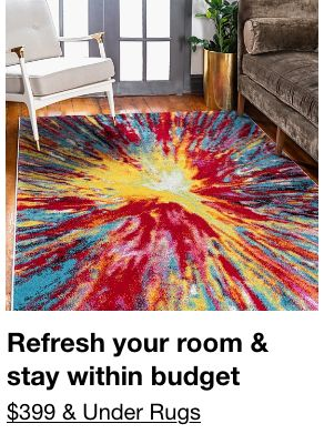 Refresh your room and stay within budget