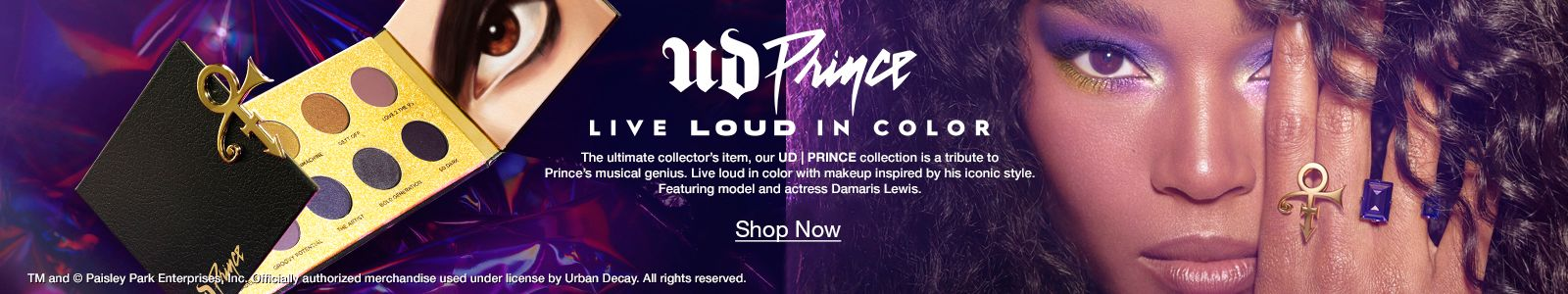 Ud Prince, Live Loud In Color