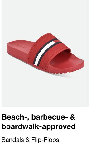 Beach-, barbecue- and boardwalk-approved