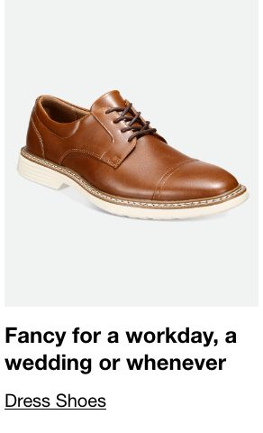 Fancy for a workday, a wedding or whenever