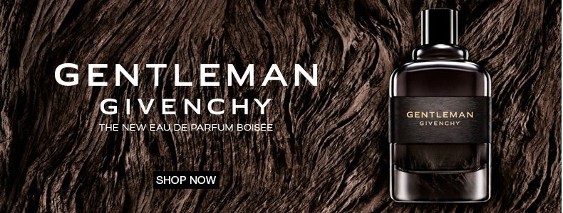 Gentleman, Givenchy, The New Eau De Parfum Boisee, Shop Now