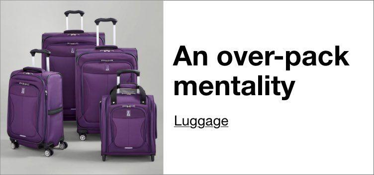 Luggage Macy S