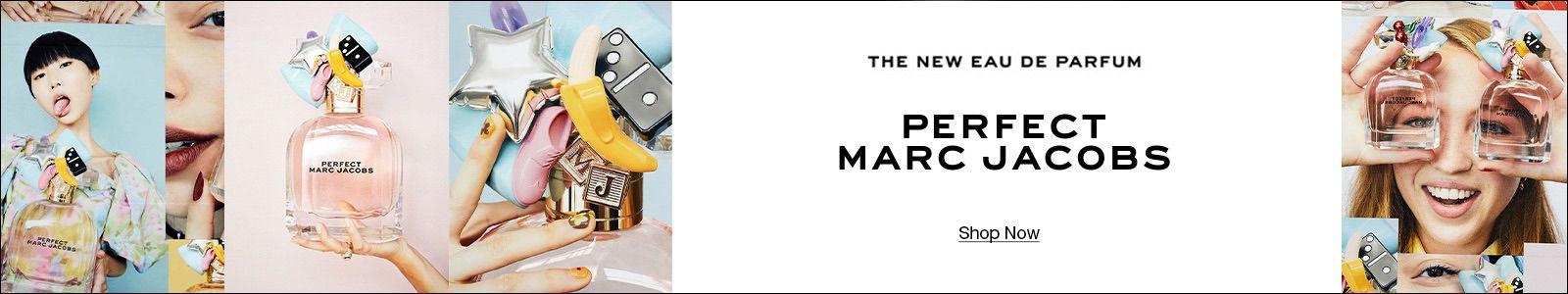 The New Eau De Parfum, Perfect Marc Jacobs