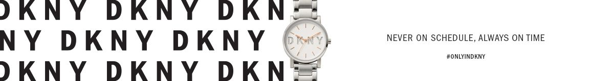 Never on Schedule, Always on Time, Onlyndkny