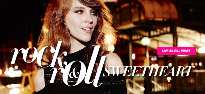 Rock and roll, Sweetheart, Shop all Fall Trends