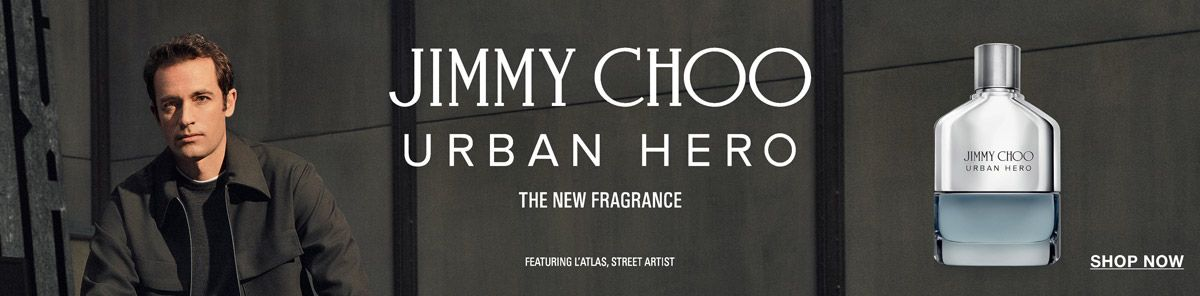 Jimmy Choo, Urban Hero, The New Fragrance, Shop Now