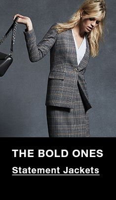 The Bold Ones, Statement Jackets