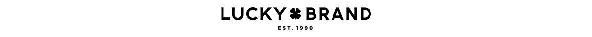 Lucky Brand, Est 1990
