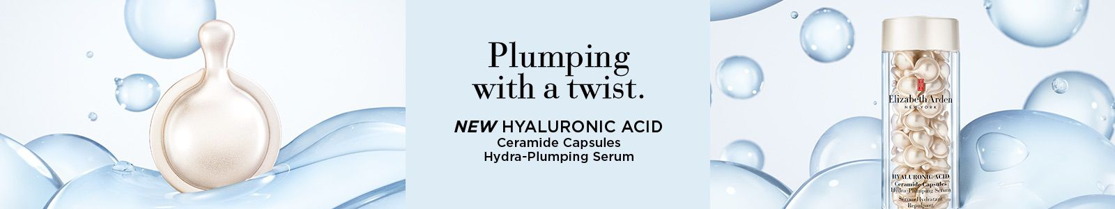 Plumping with a twist, New Hyaluronic Acid