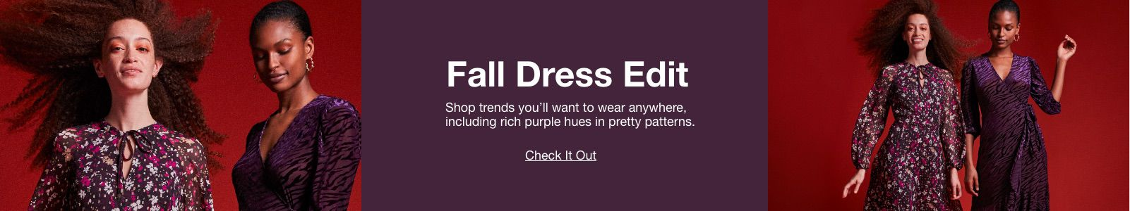 Fall Dress Edit