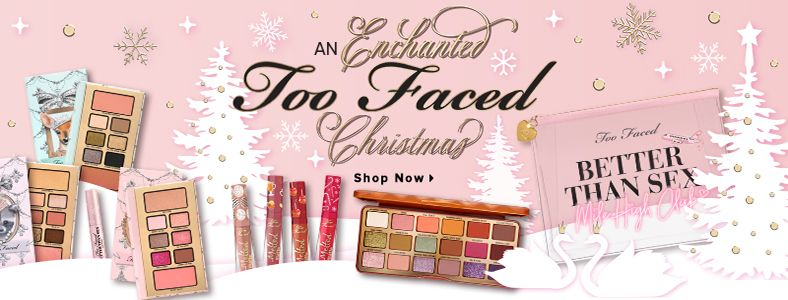 An Enchanted Too Faced Christmas, Shop Now