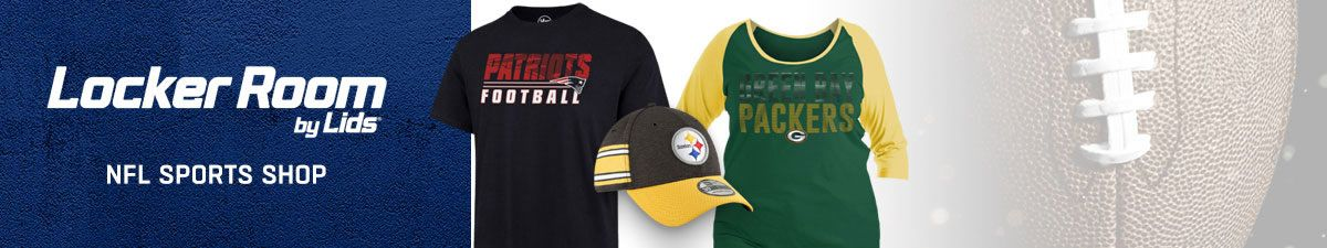 Locker Room by Lids, NFL Sports Shop