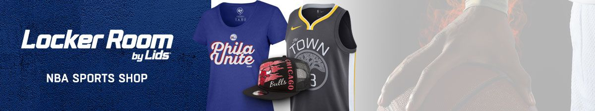 Locker Room by Lids, NBA Sports Shop