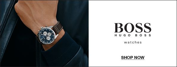 Boss, Hugo Boss, Watches, Shop Now