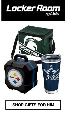 Locker Room, by Lids, Shop Gifts For Him