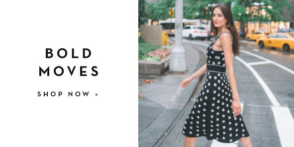 Bold Moves, Shop Now