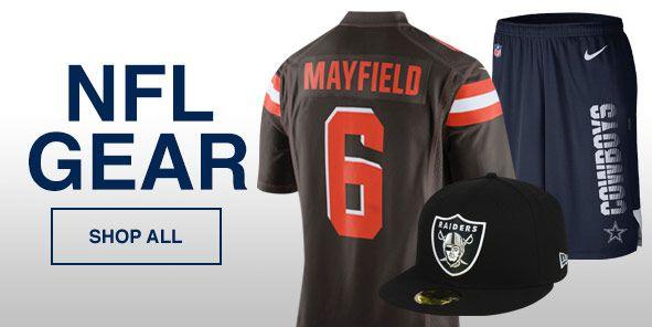 NFL Gear, Shop All