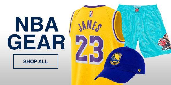NBA Gear, Shop All