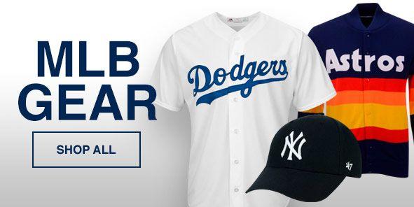 MLB Gear, Shop All