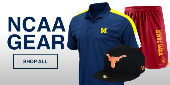 NCAA Gear, Shop All