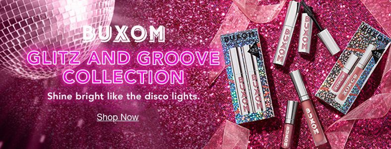 Buxom, Glitz And Groove Collection