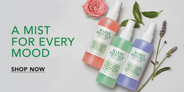 a Mist for Every Mood, Shop Now