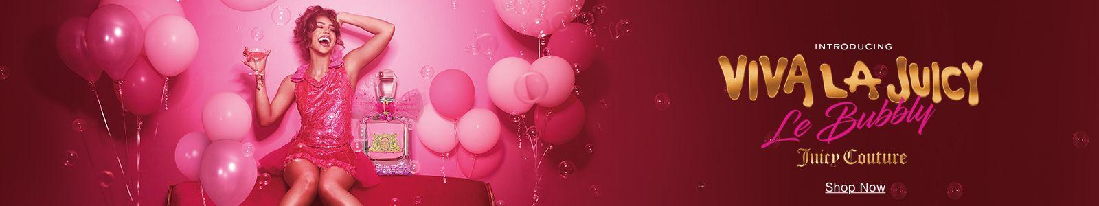Introducing Viva La Juice Le Bubbly, Juice Couture