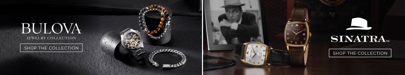 Bulova Jewelry Collection, Shop The Collection, Sinatra, Shop The Collection