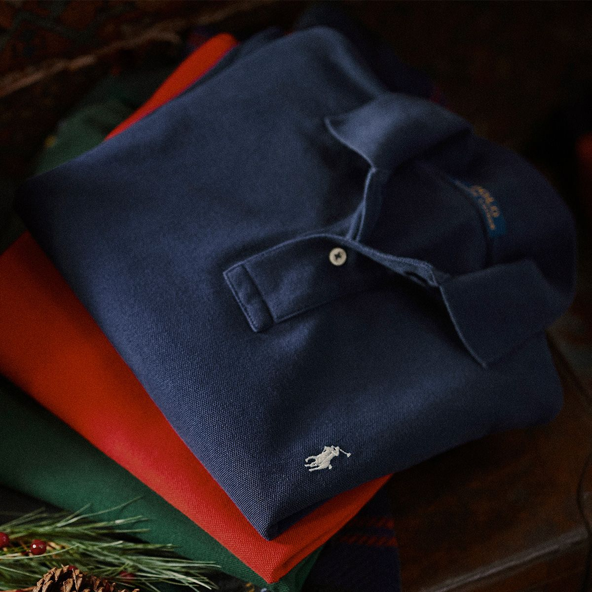 Polo Shirts and T-Shirts