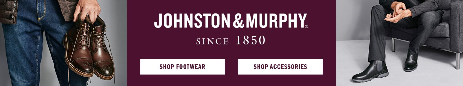 Johnston and Murphy, Since 1850