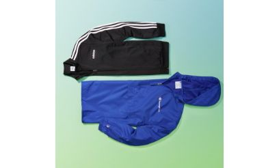 Track Jackets & Windbreakers