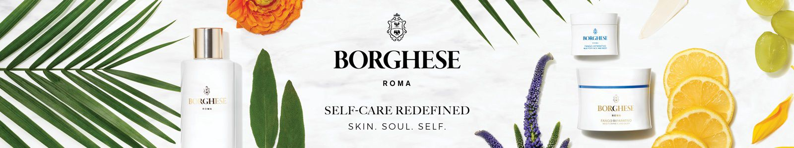 Borghese, Roma, Self-Care Redefined
