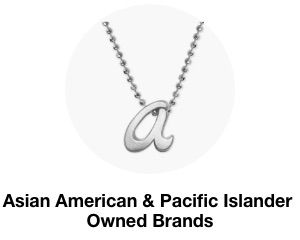 Asian American & Pacific Islander Owned Brands