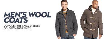 Men's Wool Coats - Macy's