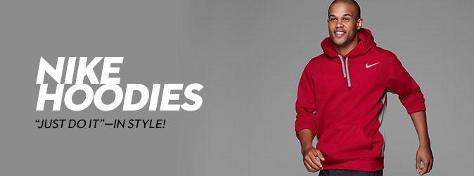 Canciones infantiles Una vez más después del colegio  Clearance/Closeout Nike Hoodies: Shop Nike Hoodies - Macy's