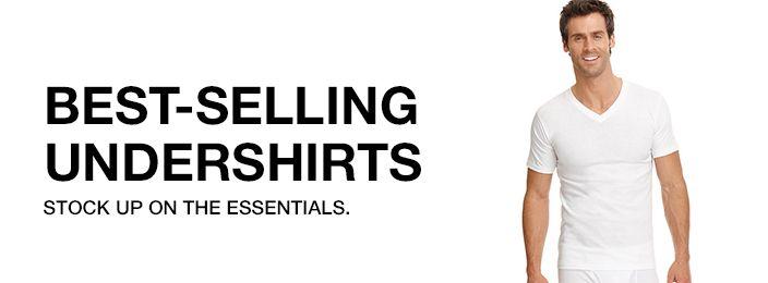 Best Selling Undershirts