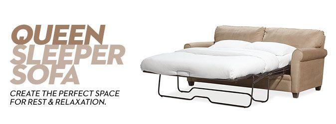 Queen Sleeper Sofa