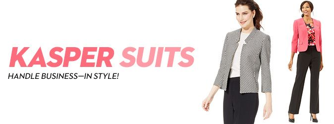 Kasper Suits