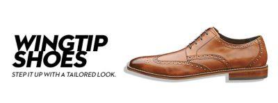 Blue Wingtip Shoes \u0026 Wingtip Boots